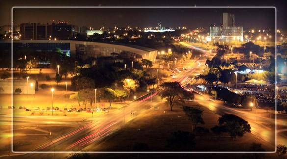 Столица Бразилии - город БразилиА