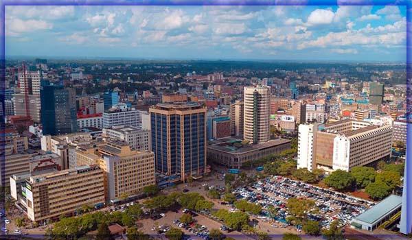 Найваша - Кения