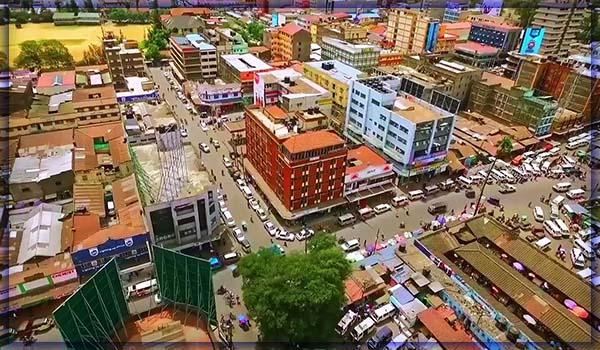 Накуру - Кения