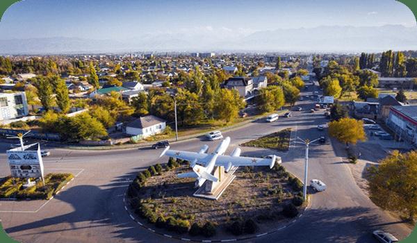 город Токмак