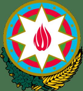 Государственный герб Азербайджана