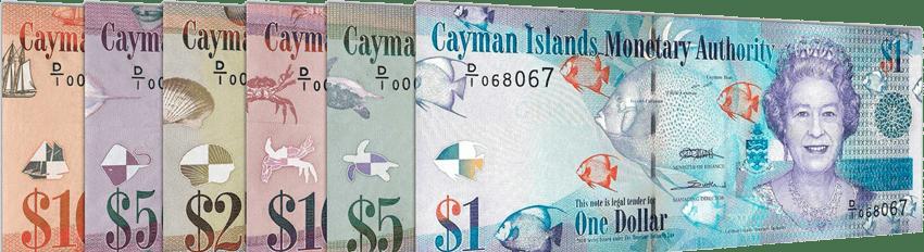 Валюта Каймановых островов