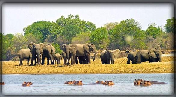 Замбия. Достопримечательности