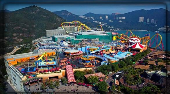достопримечательности в Гонконге