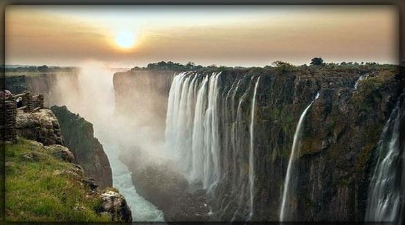 Достопримечательности Замбии