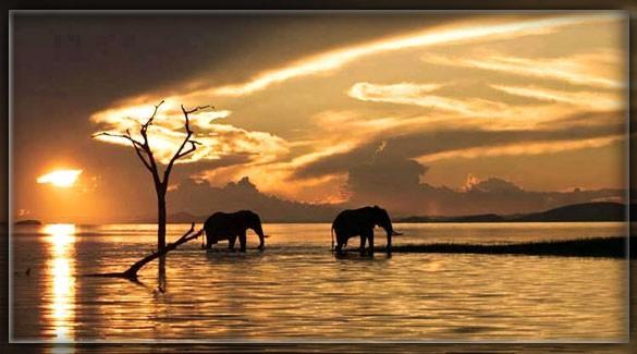 Достопримечательности в Зимбабве