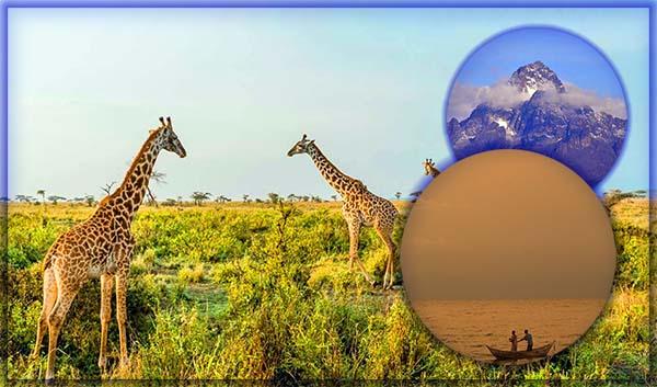 На что стоит посмотреть в Кении