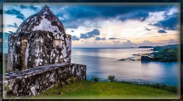 достопримечательности острова Гуам