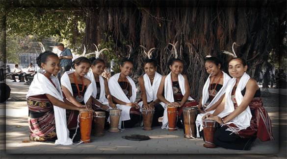 население Восточного Тимора