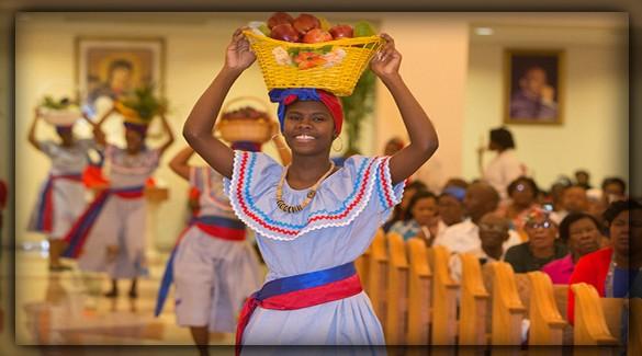 население Гаити