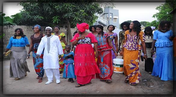 население Гамбии