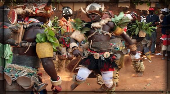 жители Гвинеи-Бисау