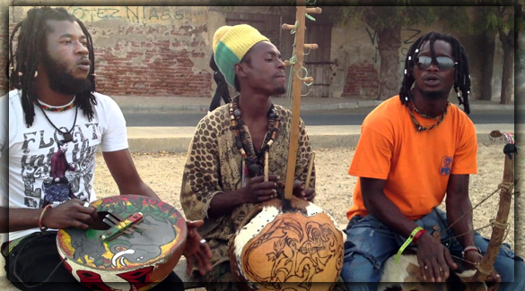 жители Гвинеи