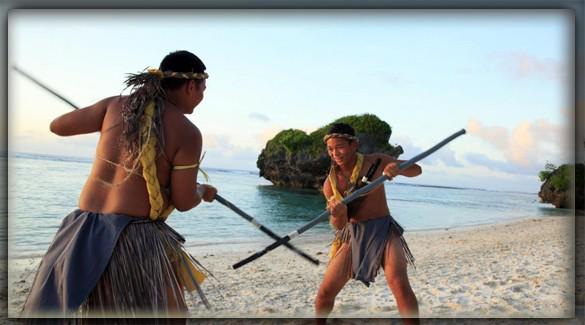 жители Гуама