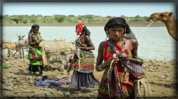 жители Джибути