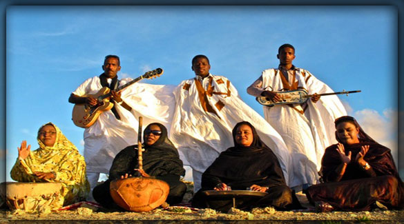 жители Западной Сахары
