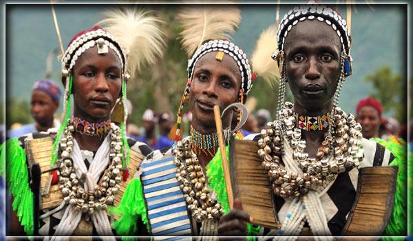 жители Камеруна
