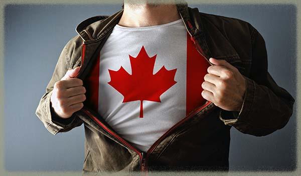какое население в Канаде