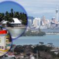 Семёрка крупнейших городов и поселений Кирибати