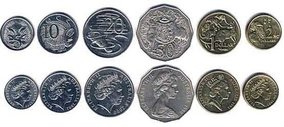 монеты Кирибати