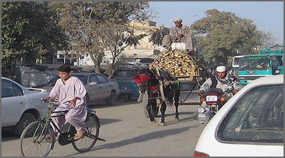 население Афганистана