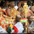 Население Ганы