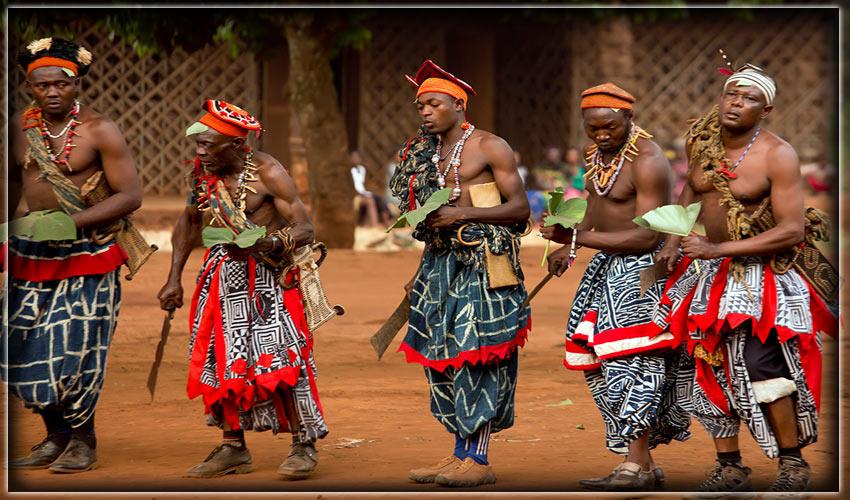 Население Камеруна