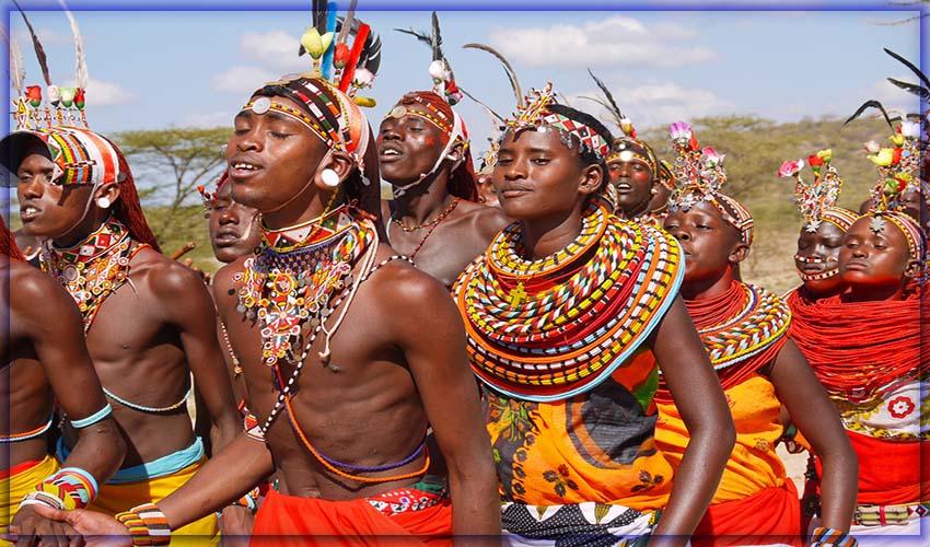 Население, религия и языки Кении
