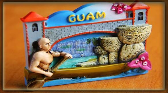 сувениры с острова Гуам