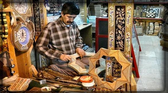 сувениры из Ирана