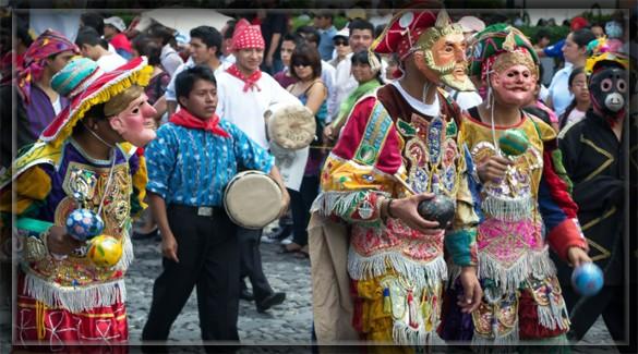 праздники в Гватемале