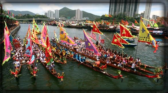 праздники в Гонконге