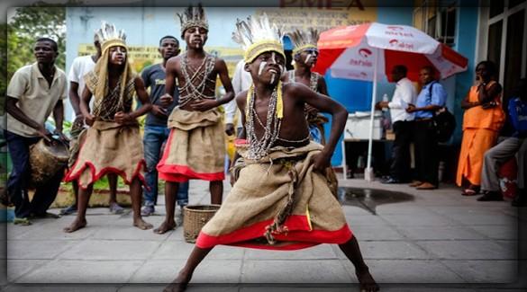праздники в Демократической Республике Конго