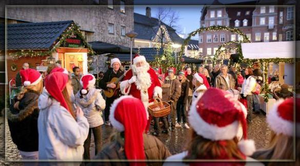праздники Королевства Дания