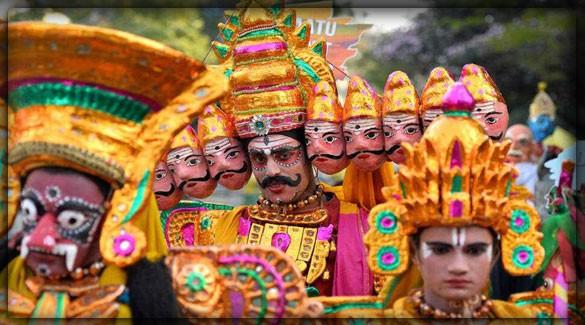праздники в Индии