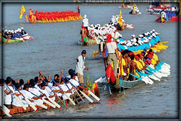 праздники в Королевстве Камбоджа