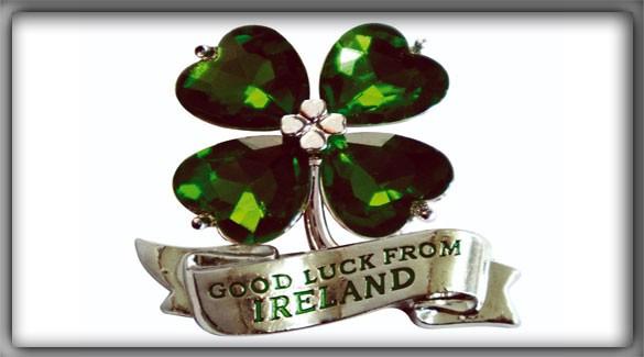 Презенты из Ирландии