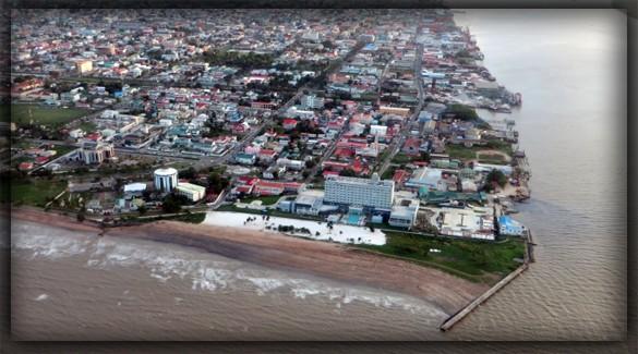 Столица Гайаны