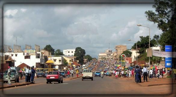 Столица Гвинеи-Бисау
