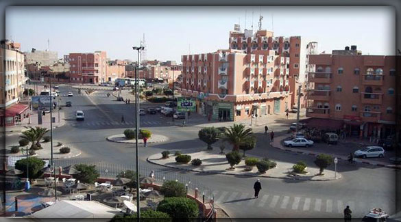 Столица - Западной Сахары
