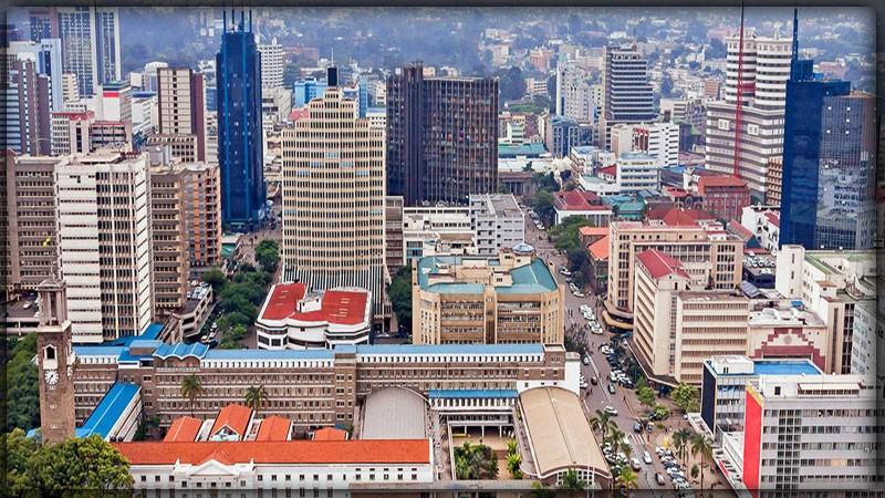 Столица Зимбабве