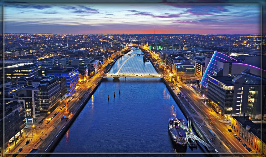 Столица Ирландии