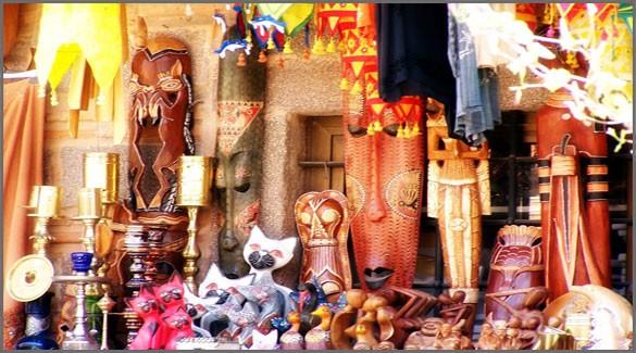 сувениры из Анголы