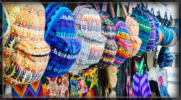 Сувениры Гватемалы
