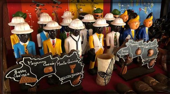Сувениры Гвинеи
