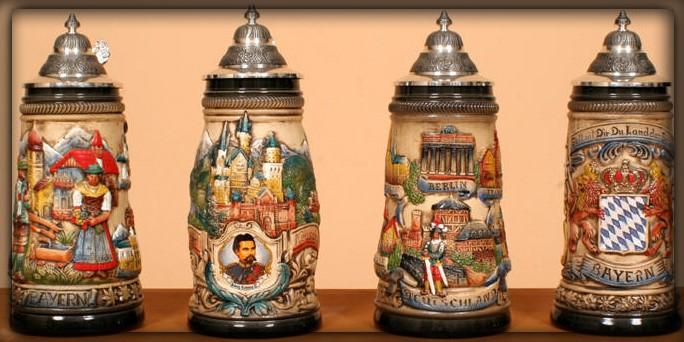 Сувениры Германии