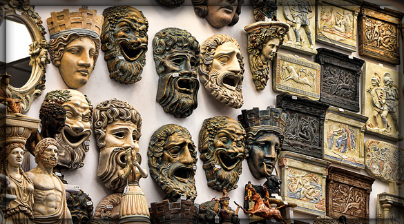 Сувениры и подарки из Греции