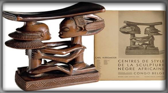 Сувениры и подарки из Демократической Республики Конго
