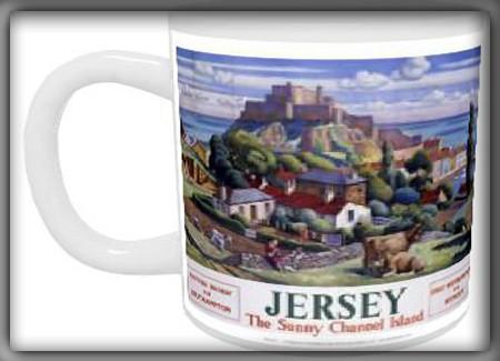 Сувениры и подарки с острова Джерси