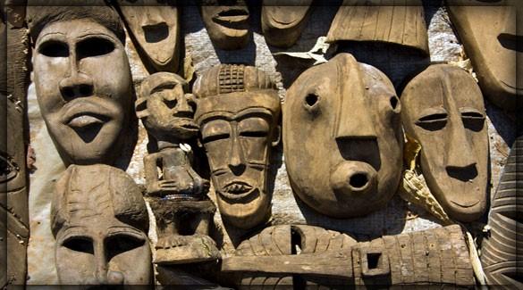 сувениры Замбии